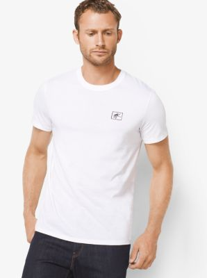 Logo Jersey T-Shirt by Michael Kors