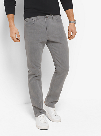 Jeans slim-fit in cotone stretch by Michael Kors