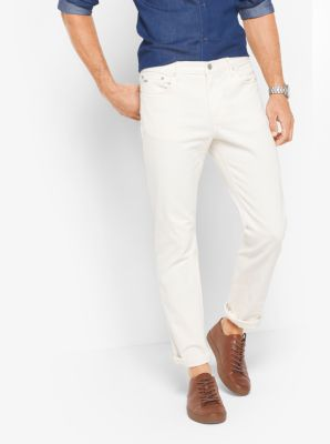 Slim-Fit Jeans by Michael Kors