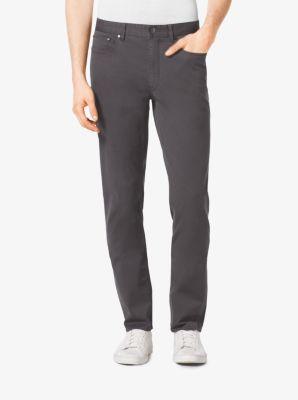 Slim-Fit Jeans by Michael Kors