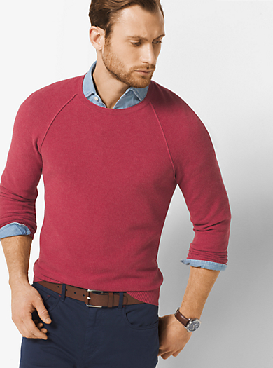 Pullover aus Baumwolle by Michael Kors