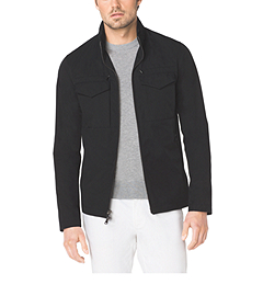 Tailored Tech Jacket