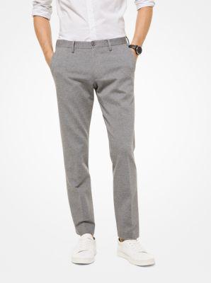 마이클 코어스 맨 슬림핏 바지 Michael Kors Mens Slim-Fit Ponte Trousers