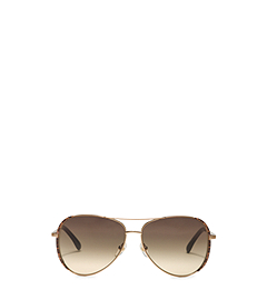 Sicily Oversized Aviator Sunglasses