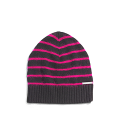 Striped Mohair-Blend Hat