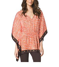 Savannah Printed Kimono Top
