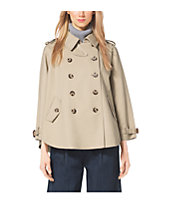 Trench Capelet