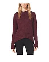 Extended-Hem Sweater