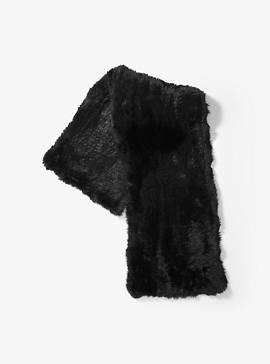 Sciarpa in pelliccia by Michael Kors