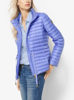 Packable Nylon Puffer Jacket by Michael Kors