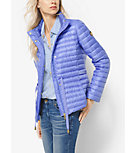 Packable Nylon Puffer Jacket