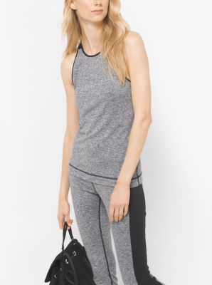 Active Stretch-Jersey Tank by Michael Kors