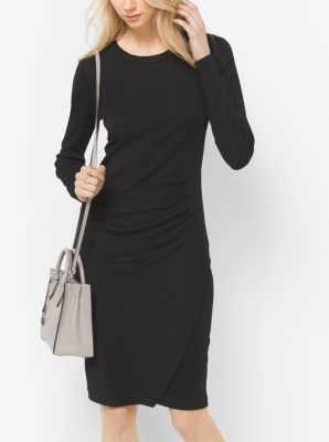 Ruched Jersey Dress by Michael Kors