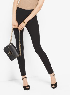 Hutton Stretch-Twill Pants by Michael Kors