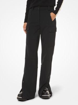 마이클 마이클 코어스 Michael Michael Kors Performance Nylon-Blend Ski Pants,BLACK