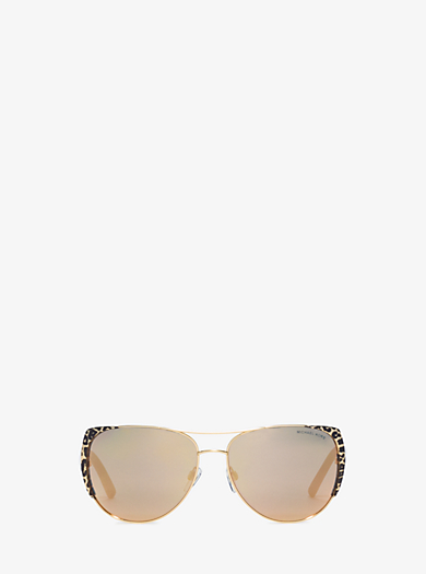 Sadie Pilot Sunglasses  by Michael Kors