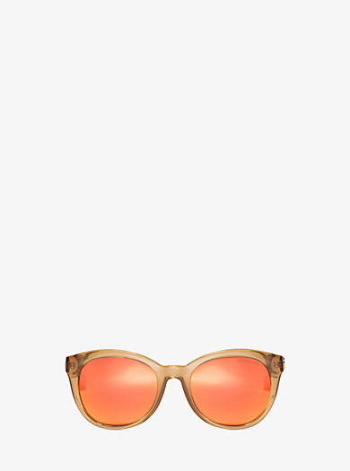 Champagne Beach Sunglasses by Michael Kors