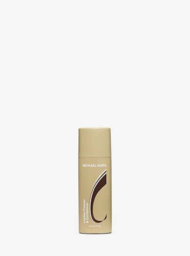 Leather Cleaner by Michael Kors