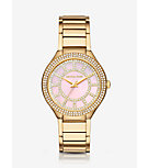 Kerry Gold-Tone Watch