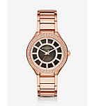 Kerry Rose Gold-Tone Watch