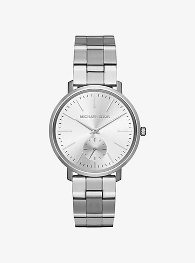 Armbanduhr Jaryn im Silberton by Michael Kors