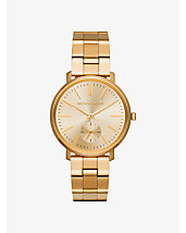Jaryn Gold-Tone Watch