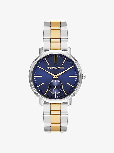 Jaryn Two-Tone Watch by Michael Kors