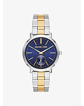 Jaryn Two-Tone Watch