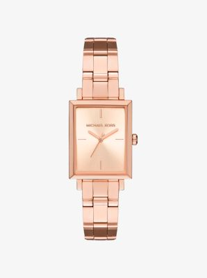 Harway Rose Gold-Tone Watch by Michael Kors