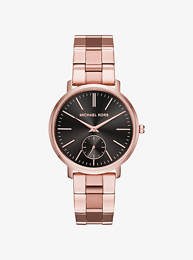 Armbanduhr Jaryn in Rosé-Goldton by Michael Kors