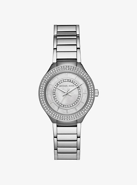 Mini Kerry Silver-Tone Watch
