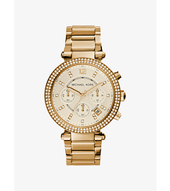 Parker Gold-Tone Stainless Steel Watch