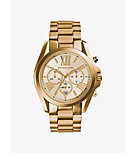 Bradshaw Gold-Tone Stainless Steel Watch