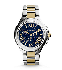 Camille Two-Tone Stainless Steel Watch