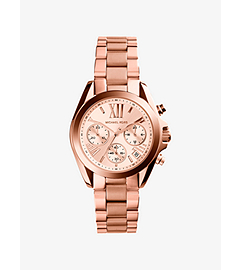 Bradshaw Rose Gold-Tone Stainless Steel Watch