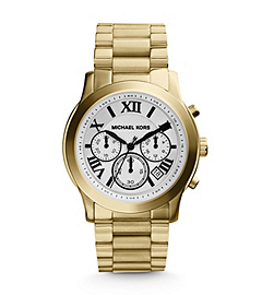 Cooper Gold-Tone Stainless Steel Watch