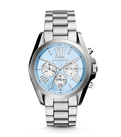 Bradshaw Silver-Tone Stainless Steel Watch