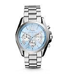 Bradshaw Silver-Tone Watch