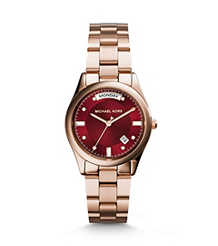 Colette Rose Gold-Tone Stainless Steel Watch