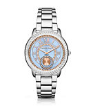 Madelyn Pavé Silver-Tone Watch