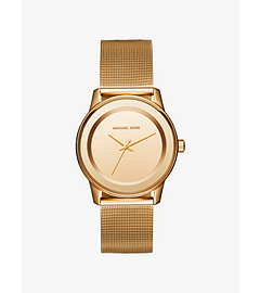 Kinley Gold-Tone Watch  by Michael Kors