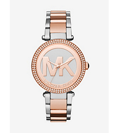 Parker Two-Tone Watch by Michael Kors