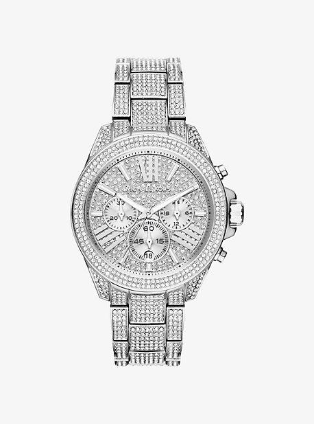 Wren Silver-Tone Watch
