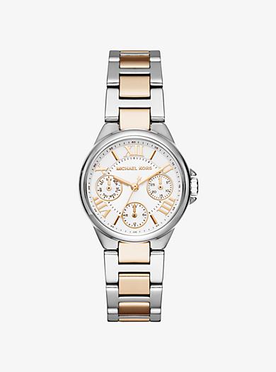 Mini Bailey Two-Tone Watch by Michael Kors