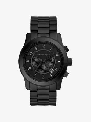 Runway Black Watch by Michael Kors