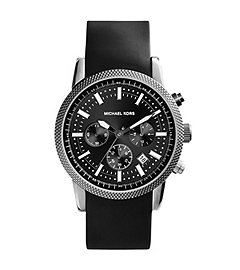 Scout Gunmetal Stainless Steel and SilicOne Watch