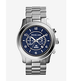 Watch Hunger Stop Runway Silver Stainless Steel Watch