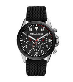 Gage Tire-Tread Silicone Watch