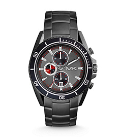 Jetmaster Gunmetal Stainless Steel Watch