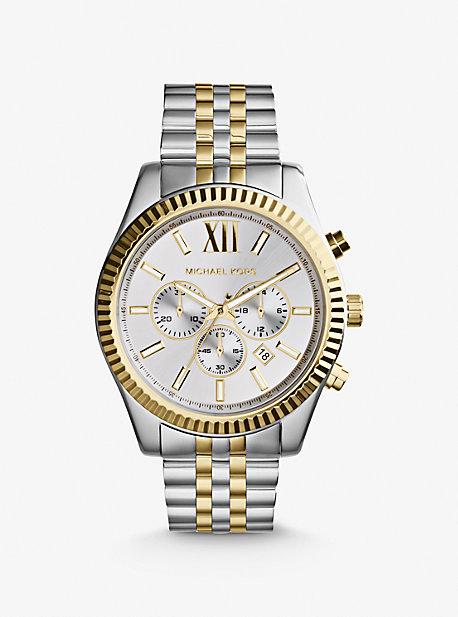 Lexington Two-Tone Watch